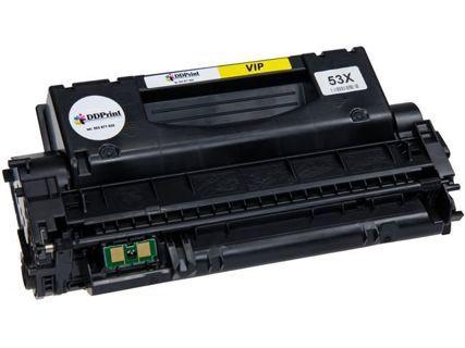 Toner DDPrint odpowiednik Q7553X do HP P2015 P2015d P2015dn P2015n M2727 7K VIP DD-H53XV