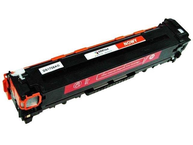 Zgodny z CE323A toner do HP CP1525 CM1415 CM1410 1,3k Magenta DD-Print DD-H323AMN