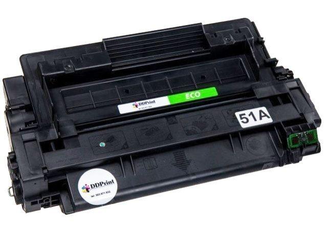 Zgodny z Q7551A toner 51A do HP LaserJet P3005 M3027 M3035 / 6000 stron Eco  DD-Print DD-H51AE