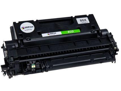 Zgodny z hp CF280X toner do HP Pro M401dn M425dw M425dn / 7000 stron Eco DD-Print 80XDE