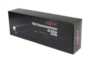 Folia JetWorld Czarny Panasonic KX-FA52 (2 szt.) zamiennik KXFA52E