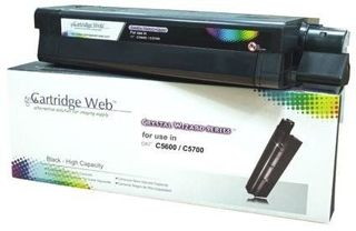 Toner Cartridge Web Black OKI C5600 zamiennik 43324408