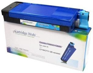 Toner Cartridge Web Cyan OKI C710/C711 zamiennik 44318607