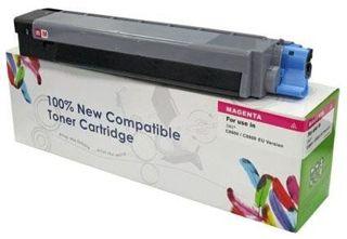 Toner Cartridge Web Magenta OKI MC860 zamiennik 44059210