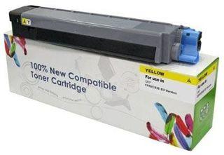 Toner Cartridge Web Yellow OKI C810/C830 zamiennik 44059105