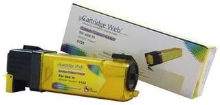 Toner Cartridge Web Yellow Xerox 6125 zamiennik 106R01337