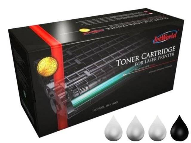 Toner JetWorld JW-H270ABR zamiennik 650A CE270A do HP Color LaserJet 13.5k Black