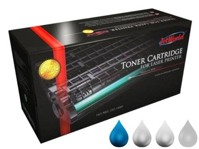 Toner JetWorld JW-H311ACR zamiennik HP126A CE311A do HP Color LaserJet Pro 1.2k Cyan