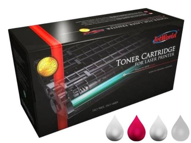 Toner JetWorld JW-S8380MR zamiennik CLX-M8380A do Samsung 15k Magenta