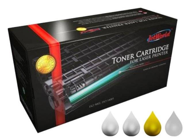 Toner JetWorld JW-S8385YR zamiennik CLX-Y8385A do Samsung 15k Yellow