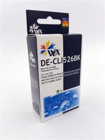 Tusz Wox Black Canon CLI526BK zamiennik CLI 526BK