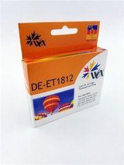 Tusz Wox Cyan EPSON T1812 zamiennik C13T18124010