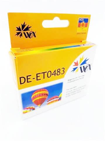 Tusz Wox Magenta EPSON T0483 zamiennik C13T048340