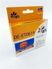Tusz Wox Yellow EPSON T0614 zamiennik C13T06144010