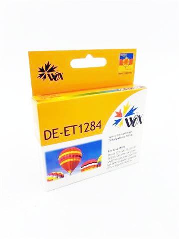 Tusz Wox Yellow EPSON T1284 zamiennik C13T12844010