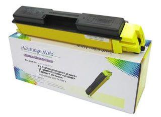 Zgodny Toner Yellow Kyocera TK590 / TK-590Y do FS C5250 C2026 C2126 C2526 C2626 / Ecosys M 6026 6526  / 5000 stron / zamiennik