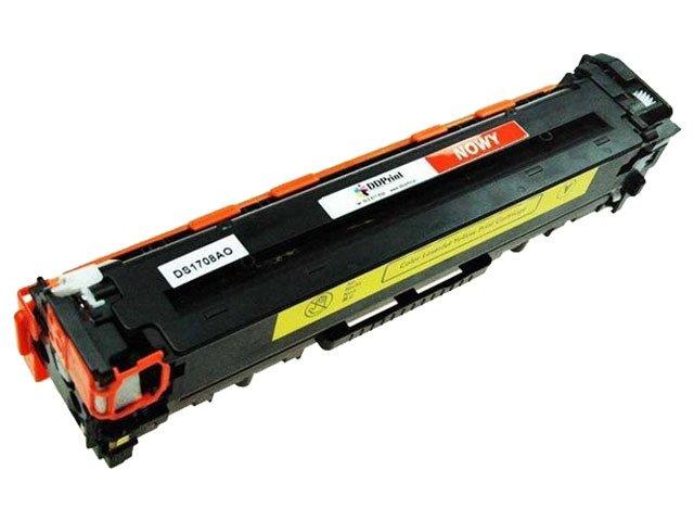Zgodny z CE322A toner do HP CP1525 CM1415 CM1410 Yellow 1,3k DD-Print DD-H322AYN