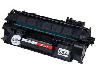 Zgodny z CE505A toner 05A do HP LaserJet P2035 P2055 2,3K Nowy DD-Print